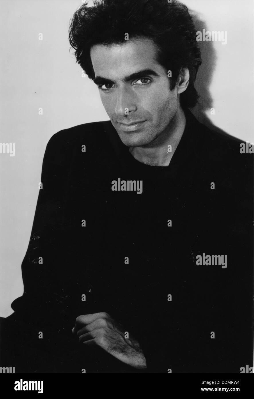 David Copperfield (1956- ), American Illusionist, 1994. Stock Photo