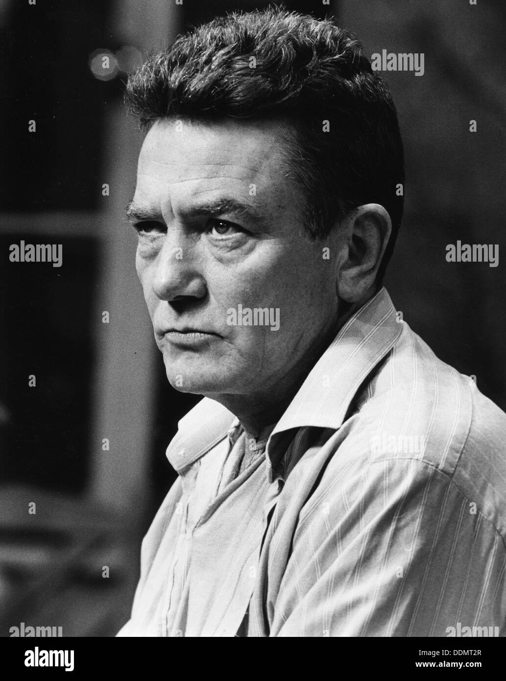 Albert Finney (1936- ), British actor. - Stock Image