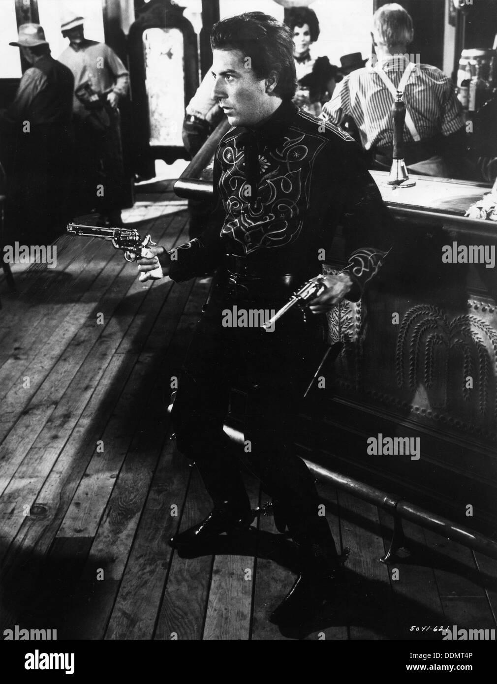 Dustin Hoffman (1937- ), American actor, 1970. - Stock Image