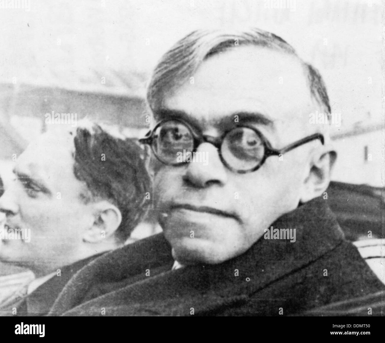 Vladimir Jabotinsky (1880-1940), Founder of revisionist Zionism. - Stock Image