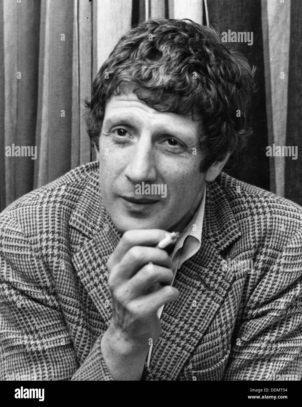 Jonathan Miller (1934- ), Producer, Writer and Journalist, 1974. - Stock Image