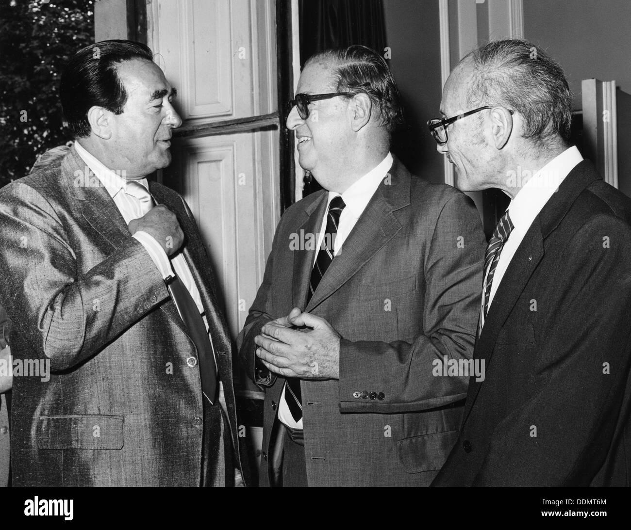 Robert Maxwell (1923-1991), Czech publisher/businessman. - Stock Image