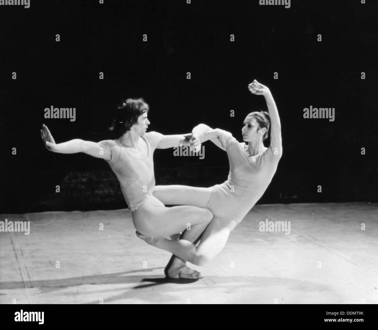 Rudolf Nureyev (1938-1993), Russian ballet dancer. Stock Photo