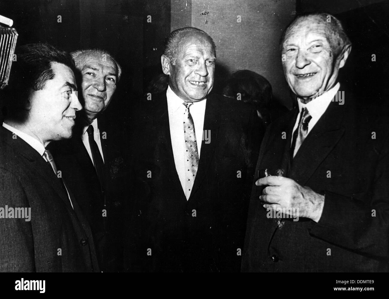 Oscar Schindler (1908-1978), German businessman. - Stock Image