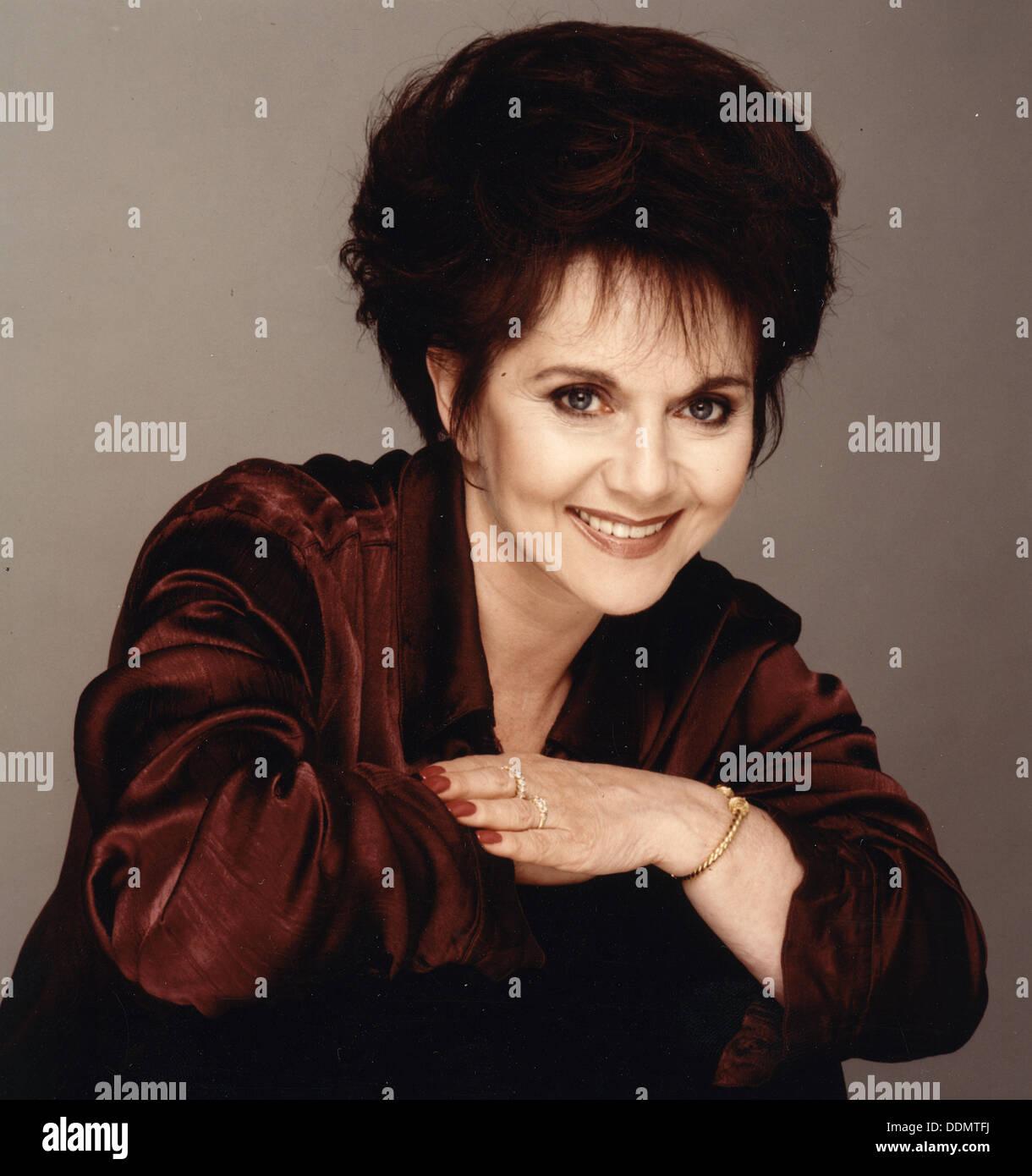 Dr Miriam Stoppard, 1997. - Stock Image