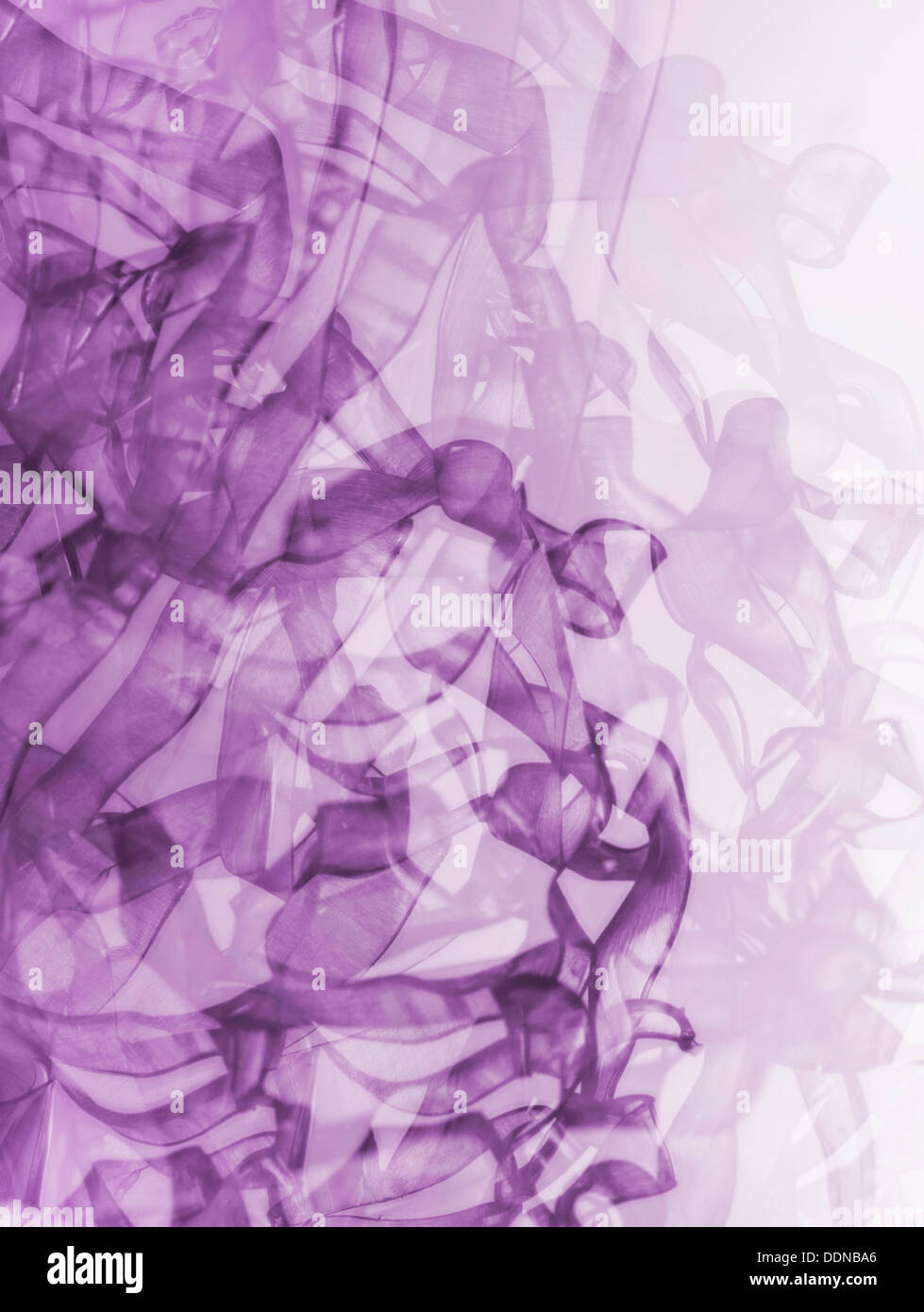 Abstract purple pattern - Stock Image