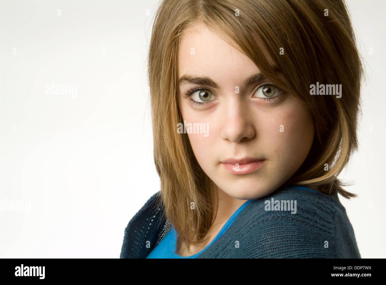 Girl thirteen year old Felipe Vazquez