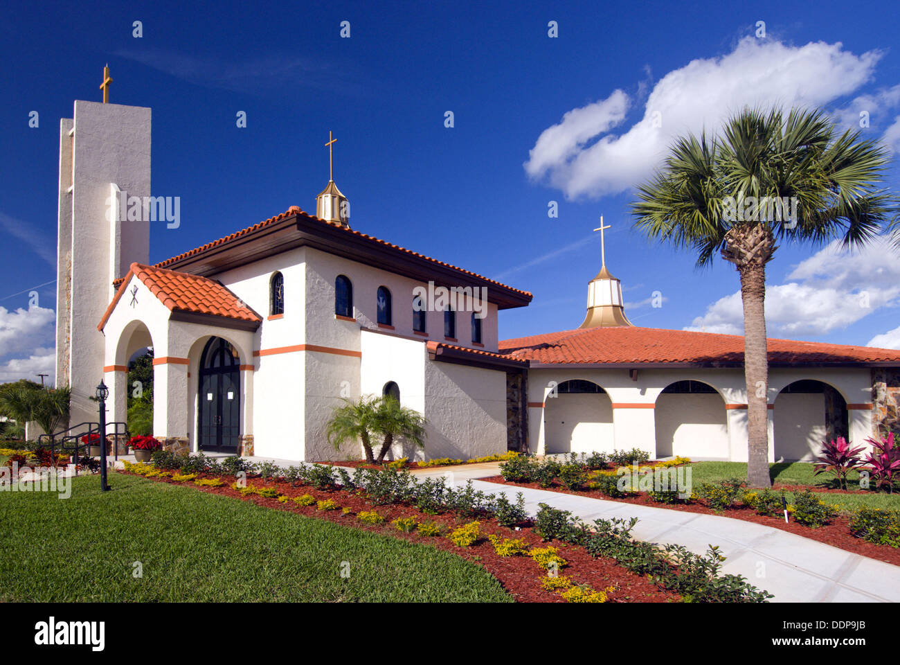 St  Thomas Aquinas Catholic Church in St  Cloud near