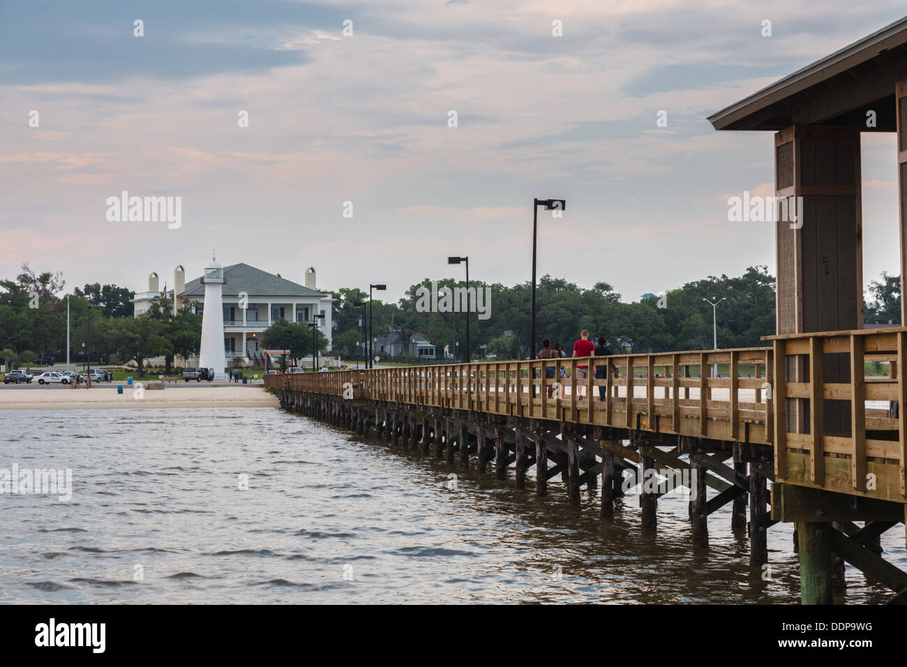 Mississippi Biloxi Fishing High Resolution Stock Photography And Images Alamy