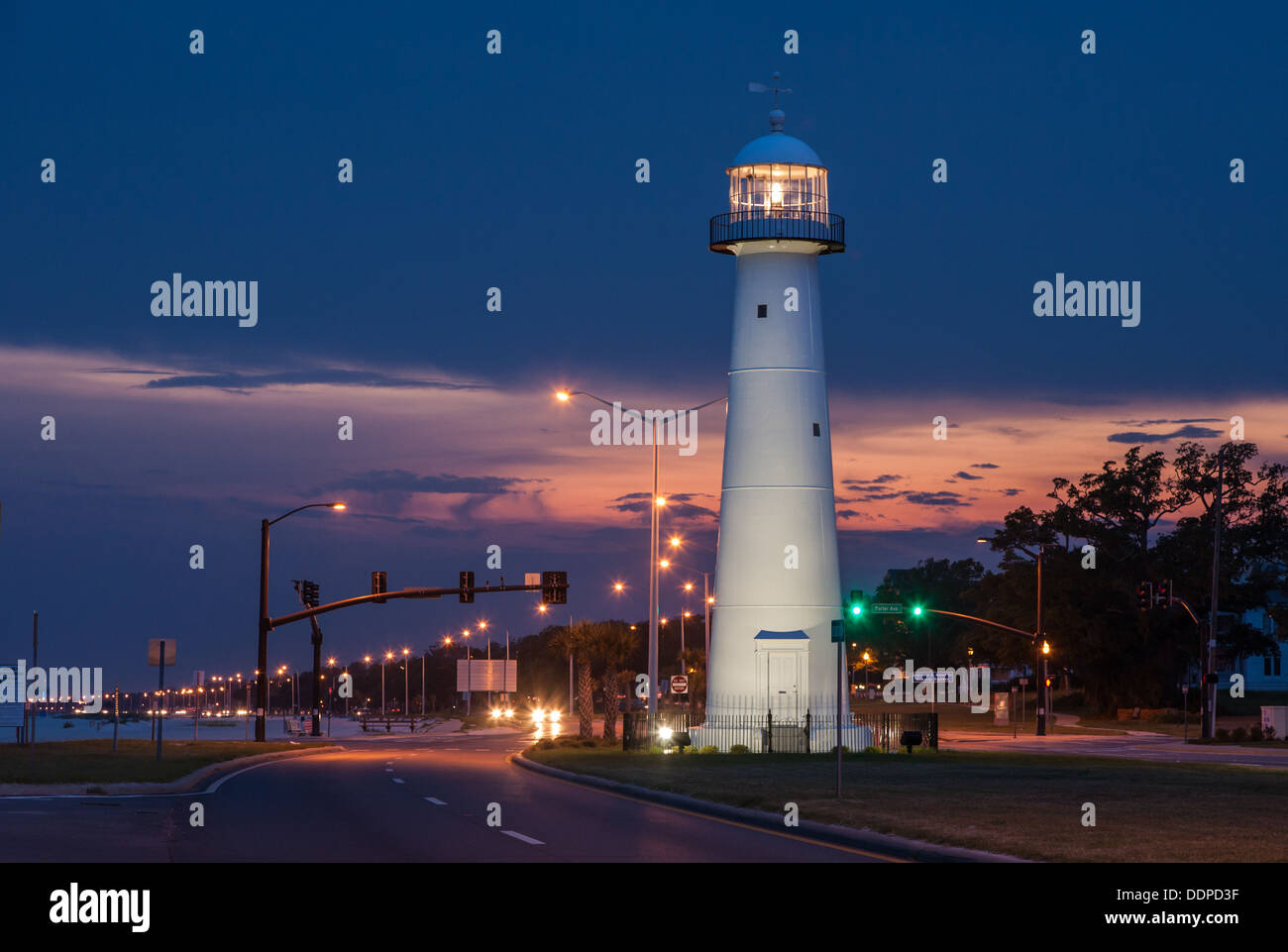 Biloxi Mississippi High Resolution Stock Photography And Images