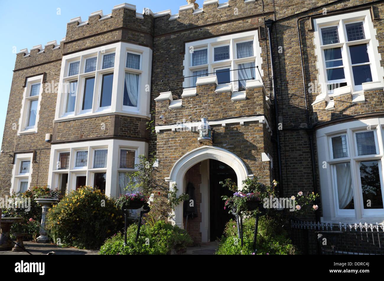 Charles Dickensu0027 Bleak House, Broadstairs, Kent, England   Stock Image