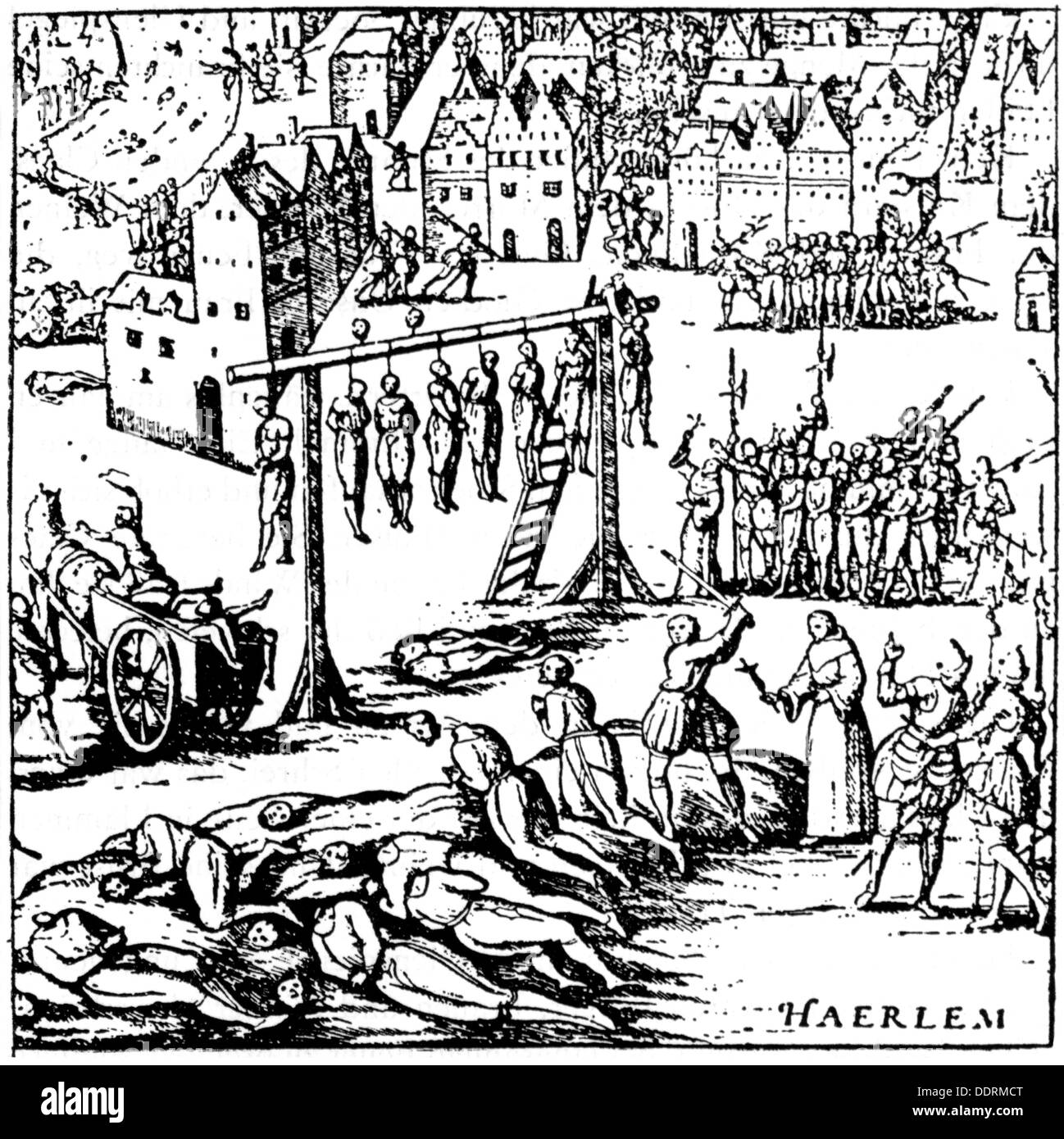 Erotic executions by the spanish garrote