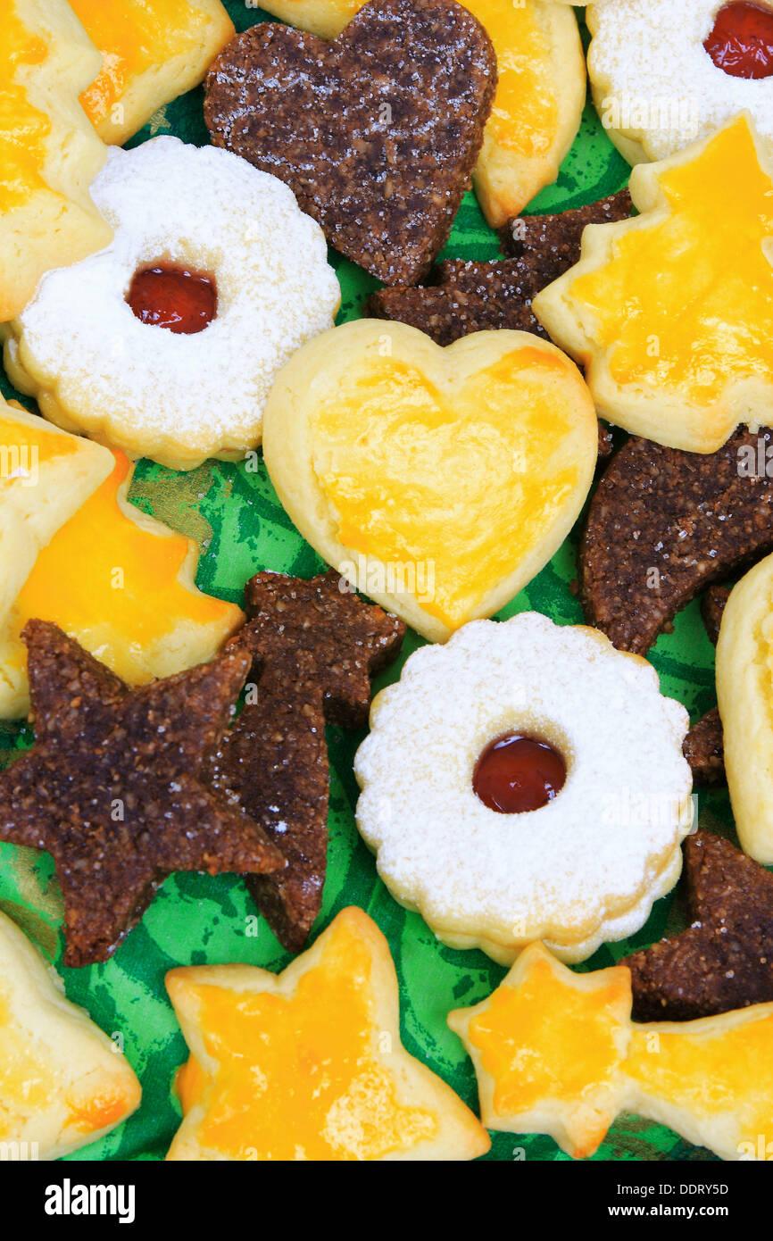 Christmas Cookies Traditional Swiss Christmas Cookies Traditional
