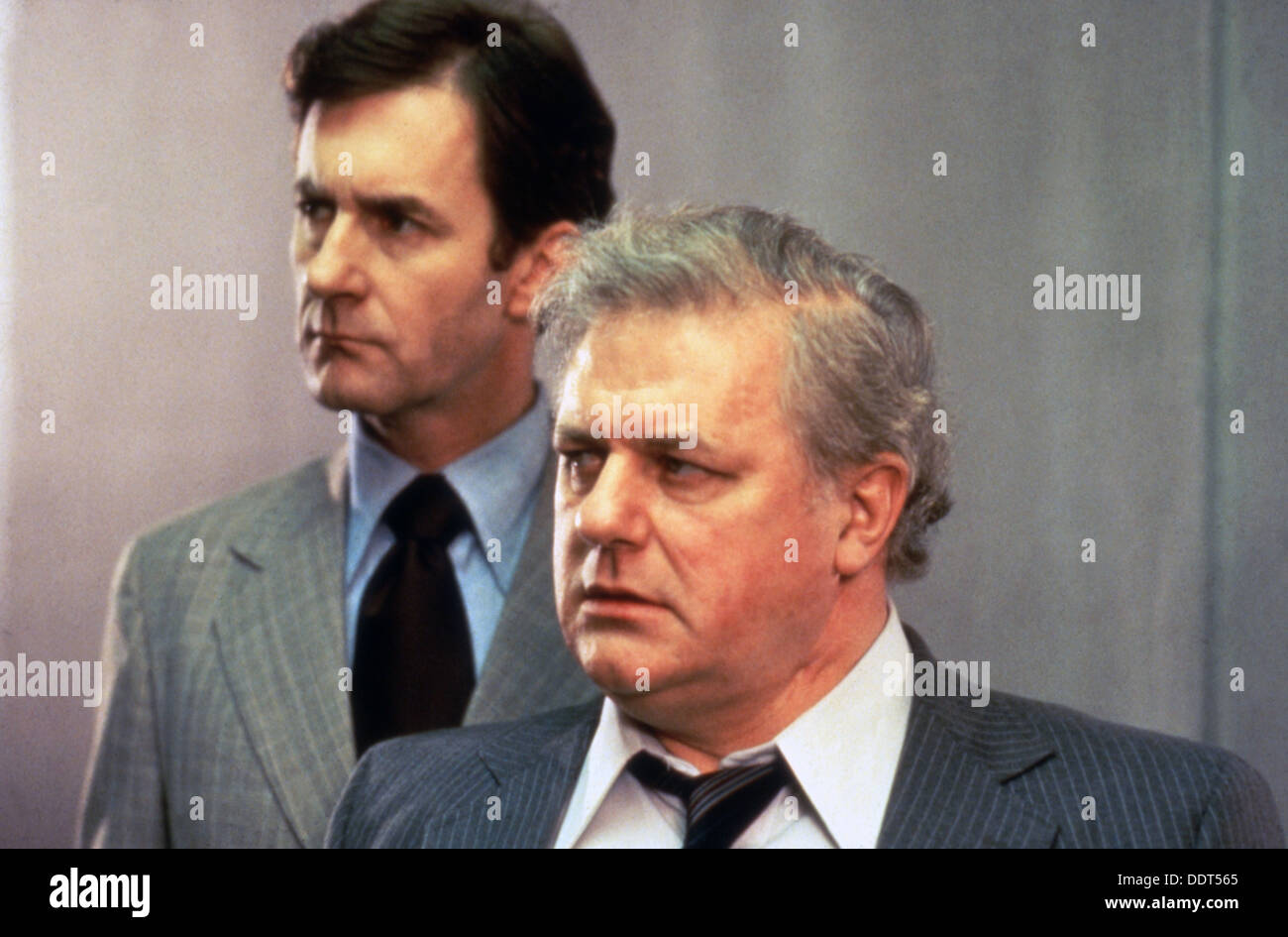 ATTICA (1980) (TVM) CHARLES DURNING, MARVIN J CHOMSKY (DIR) ATC 006 MOVIESTORE COLLECTION LTD - Stock Image