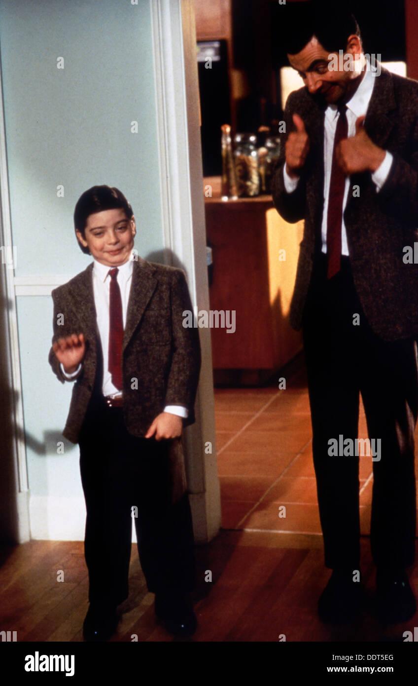 Bean 1997 Rowan Atkinson Mel Smith Dir Bea 012 Moviestore Stock Photo Alamy