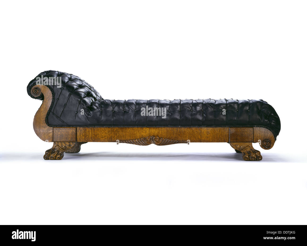 Freudian Couch - Stock Image