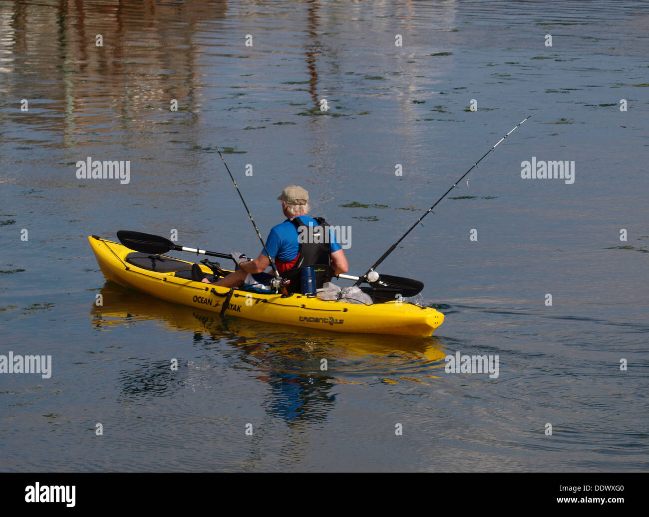 sit on kayak stock photos sit on kayak stock images alamy