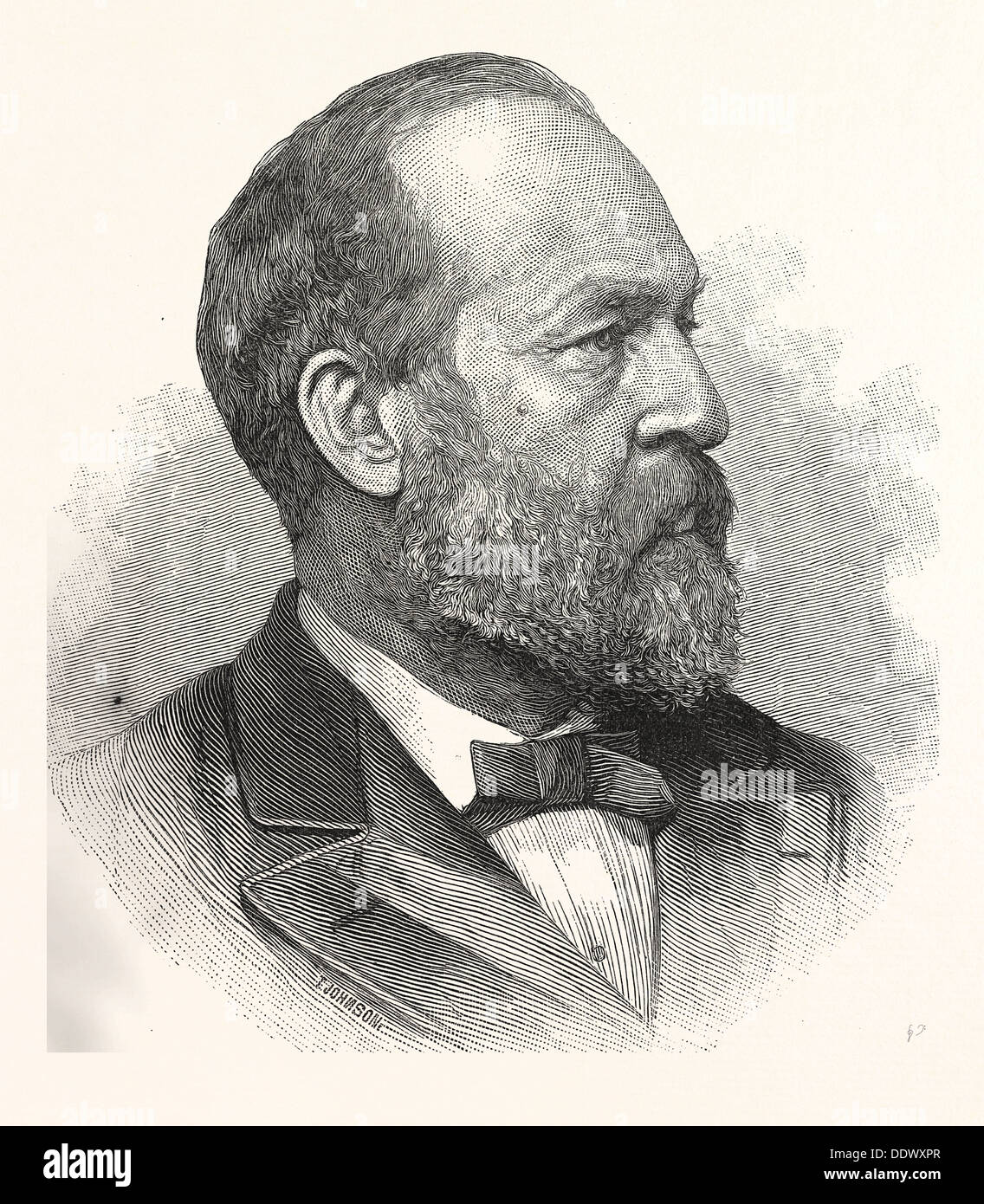 President garfield stock photos president garfield stock images