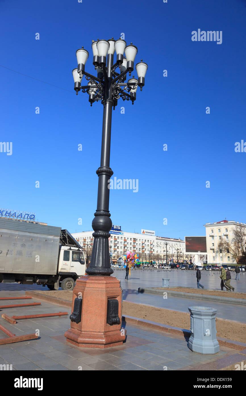 Khabarovsk, Russia - Stock Image