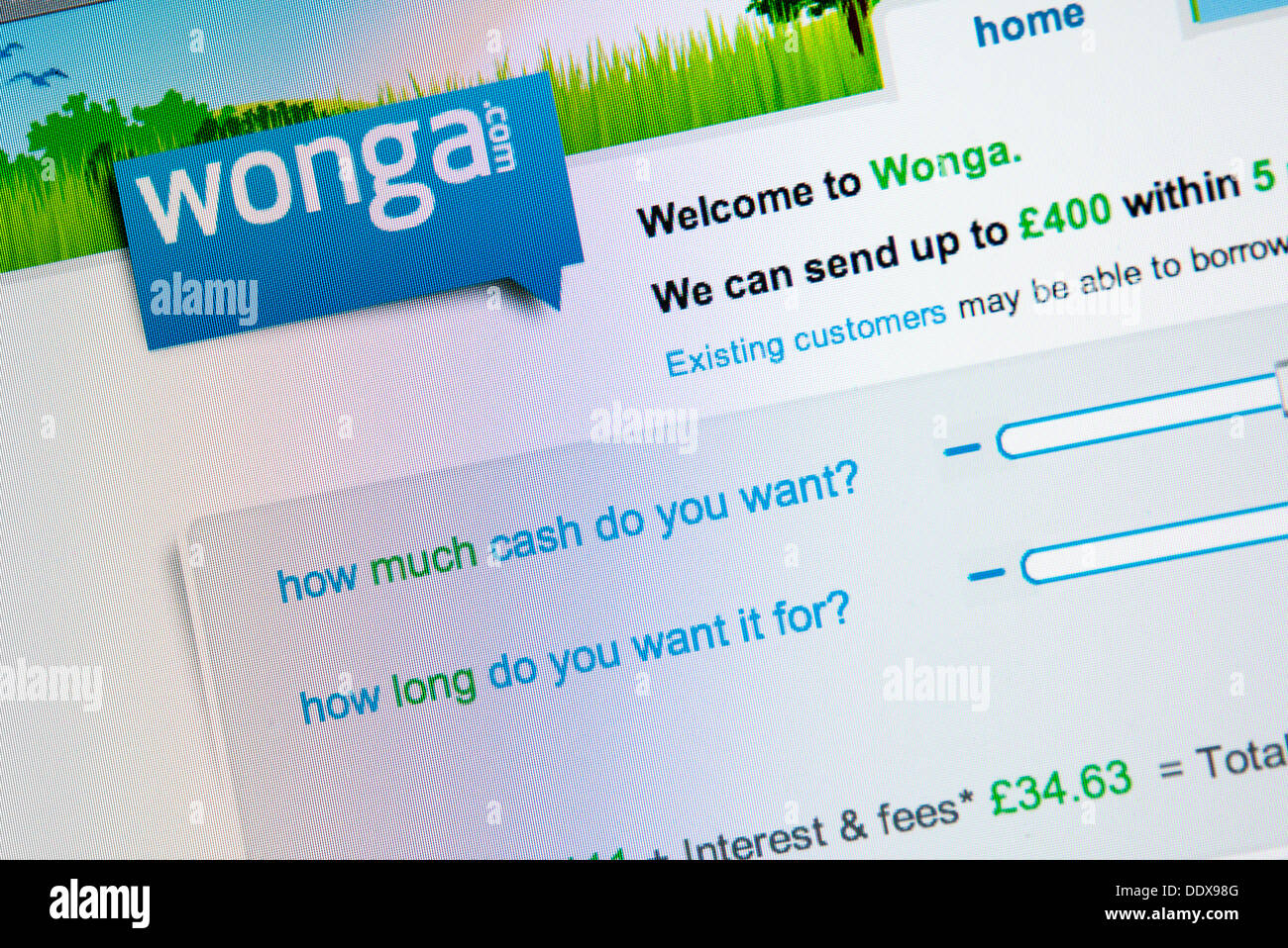 Official website for payday loans image 9