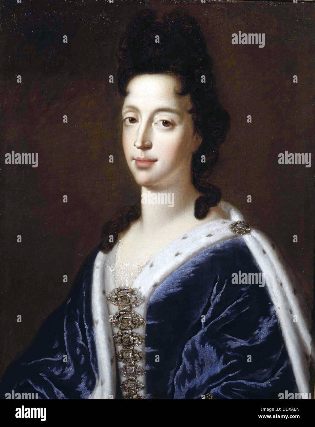 Mary of Modena - Stock Image