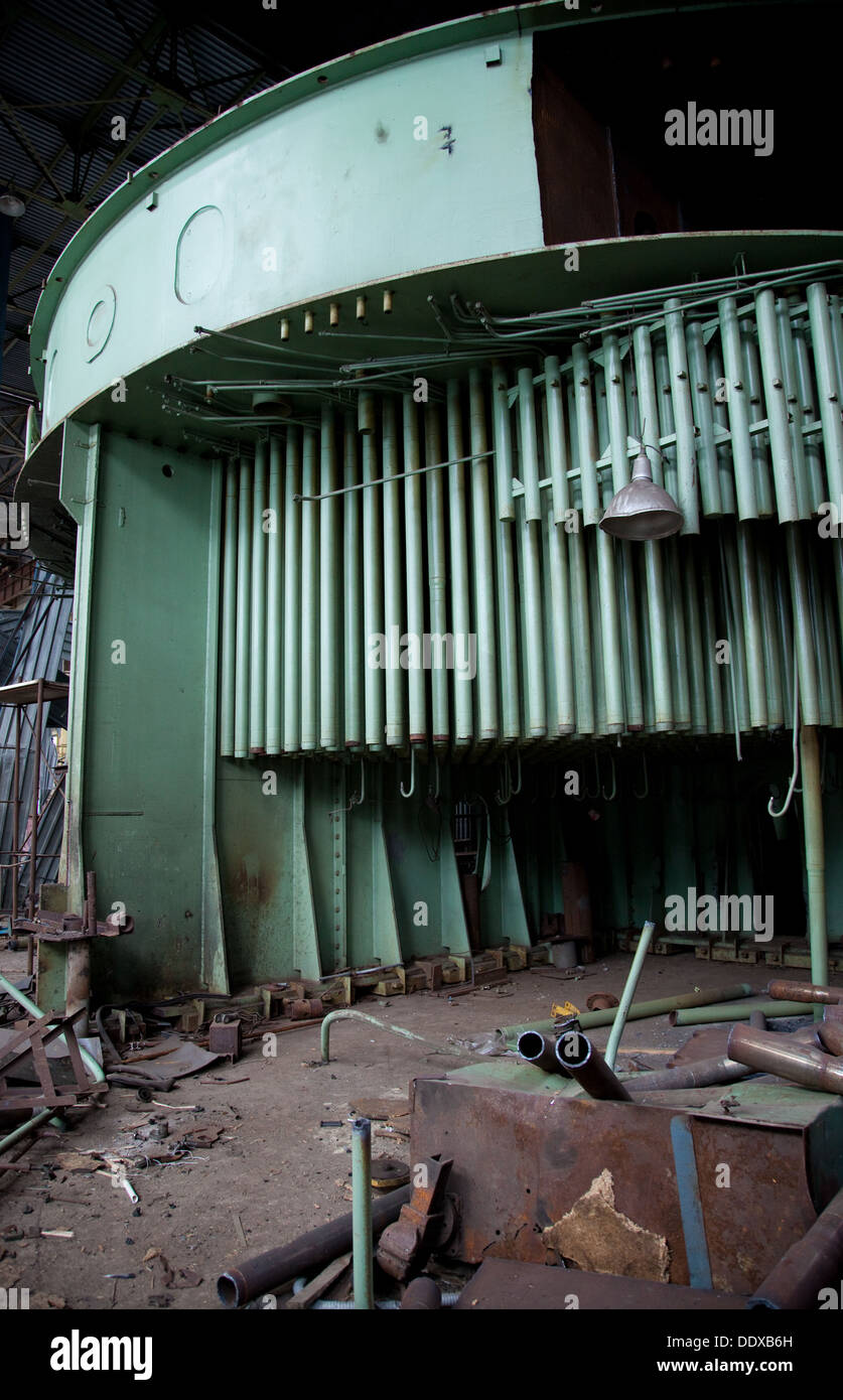 Chernobyl Reactor Stock Photos Amp Chernobyl Reactor Stock
