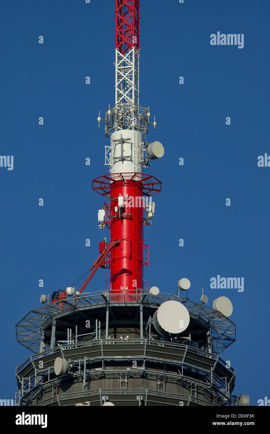 Transmitter Stock Photo