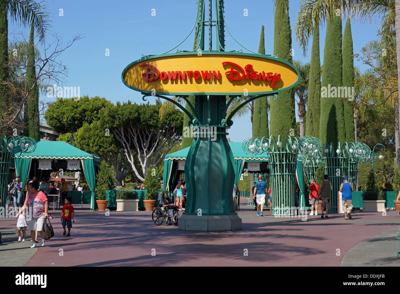 Disney Resort Hotel Anaheim