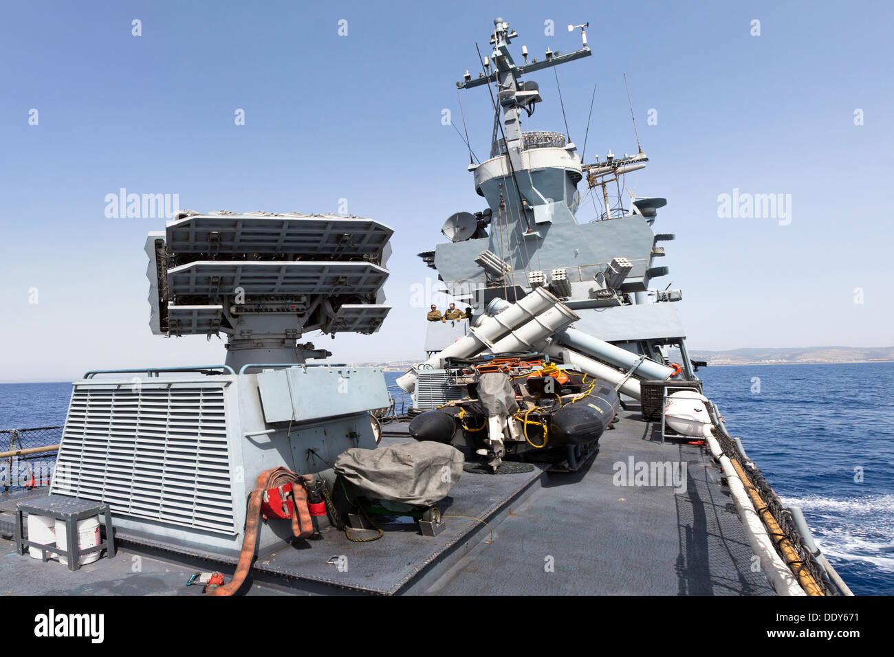 Israeli Navy Ship Stock Photos & Israeli Navy Ship Stock