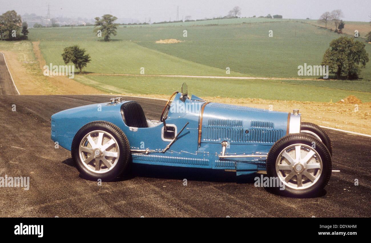1931 BUFGATTI - Stock Image