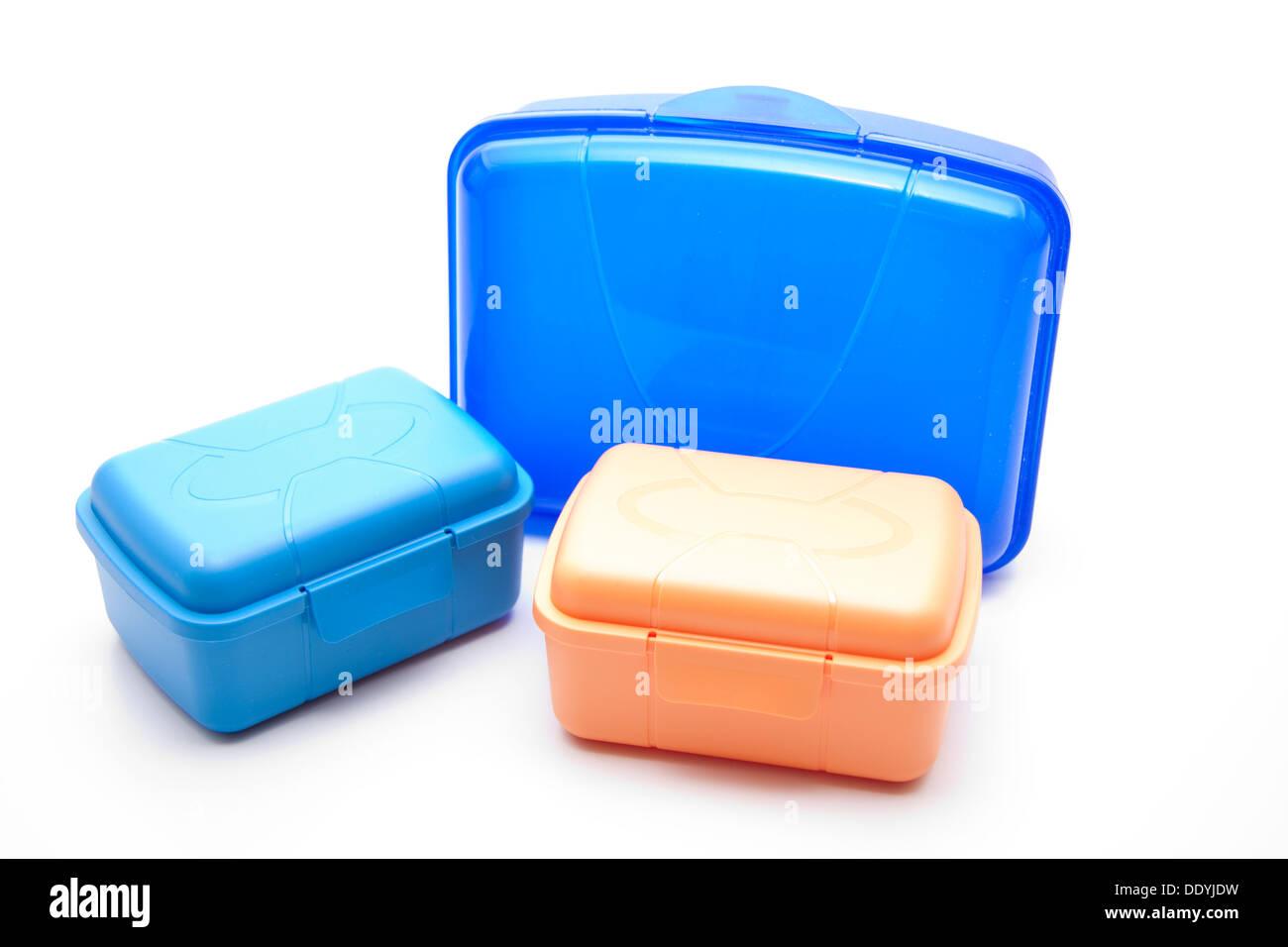 Fresh hold box - Stock Image