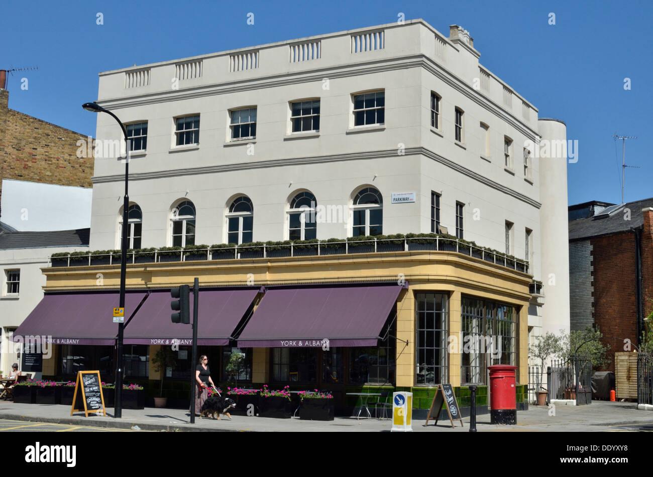 Albany Hotel Camden London