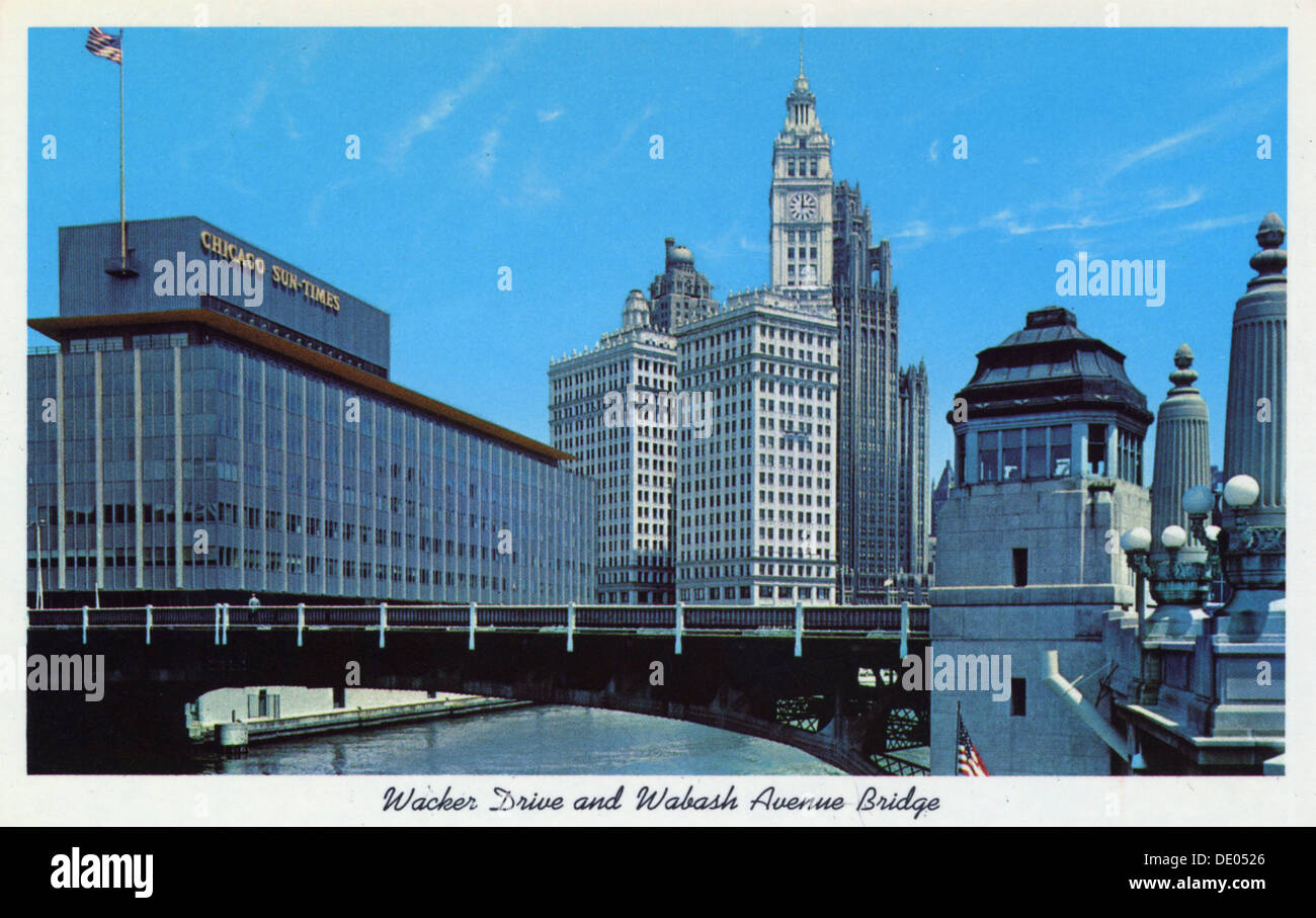 Chicago 1930s Stock Photos & Chicago 1930s Stock Images - Alamy