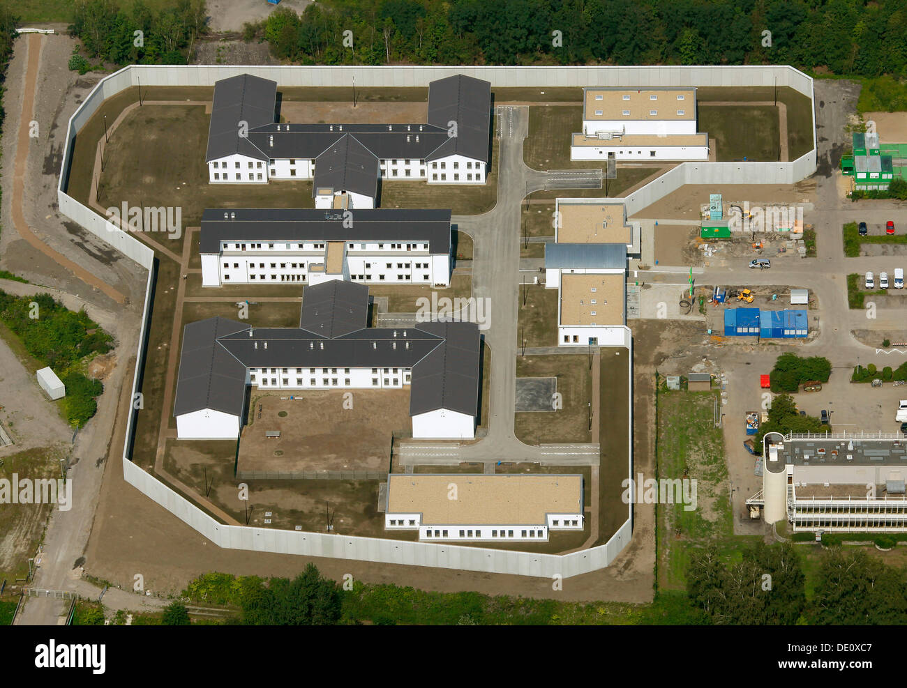 Aerial Photo Herne Stock Photos & Aerial Photo Herne Stock Images ...