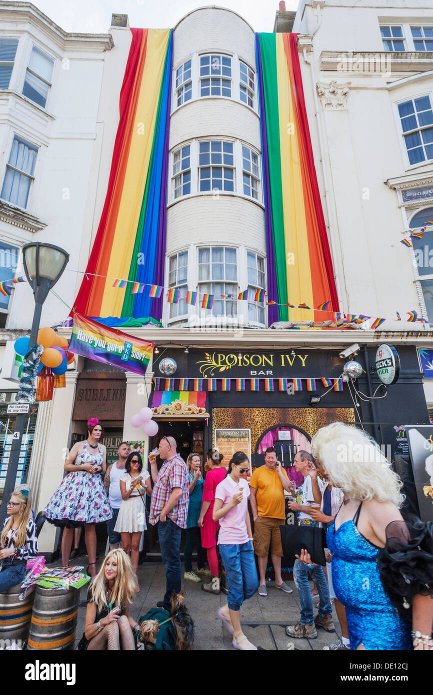 Gay bars in brighton
