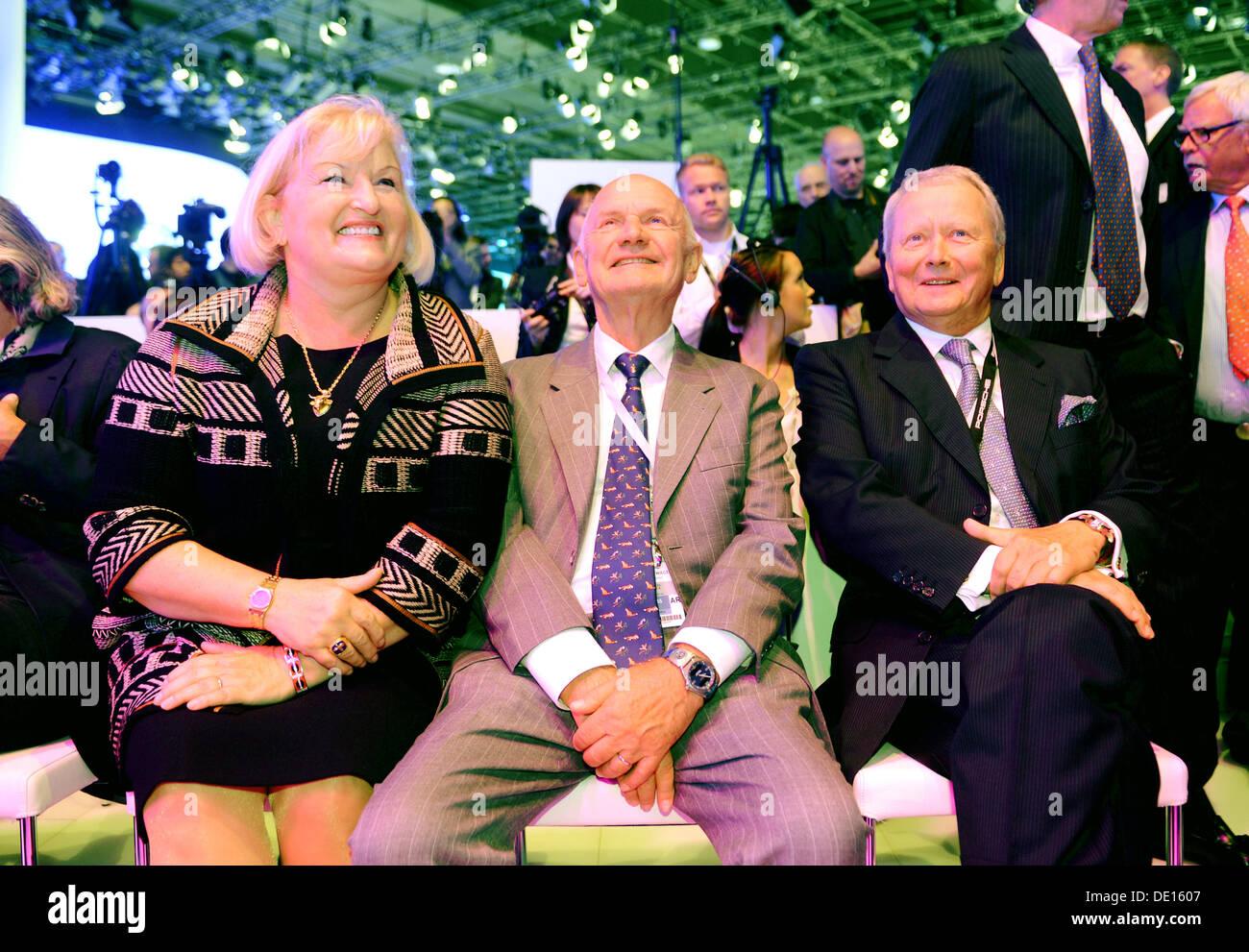 Ursula Piech Wife Ferdinand Piech Stock Photos Ursula Piech Wife