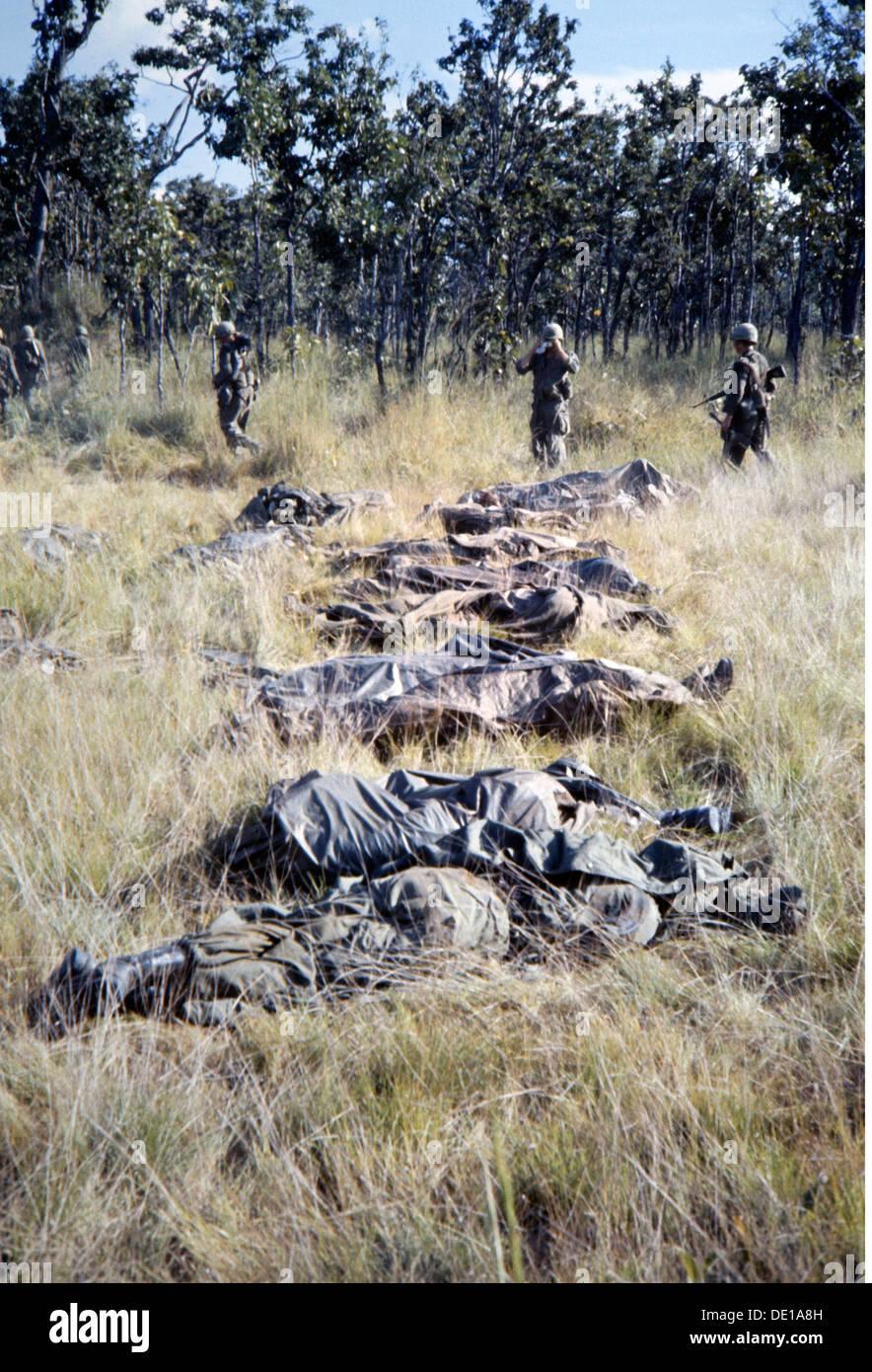 Vietnam War Casualties Stock Photos & Vietnam War Casualties Stock