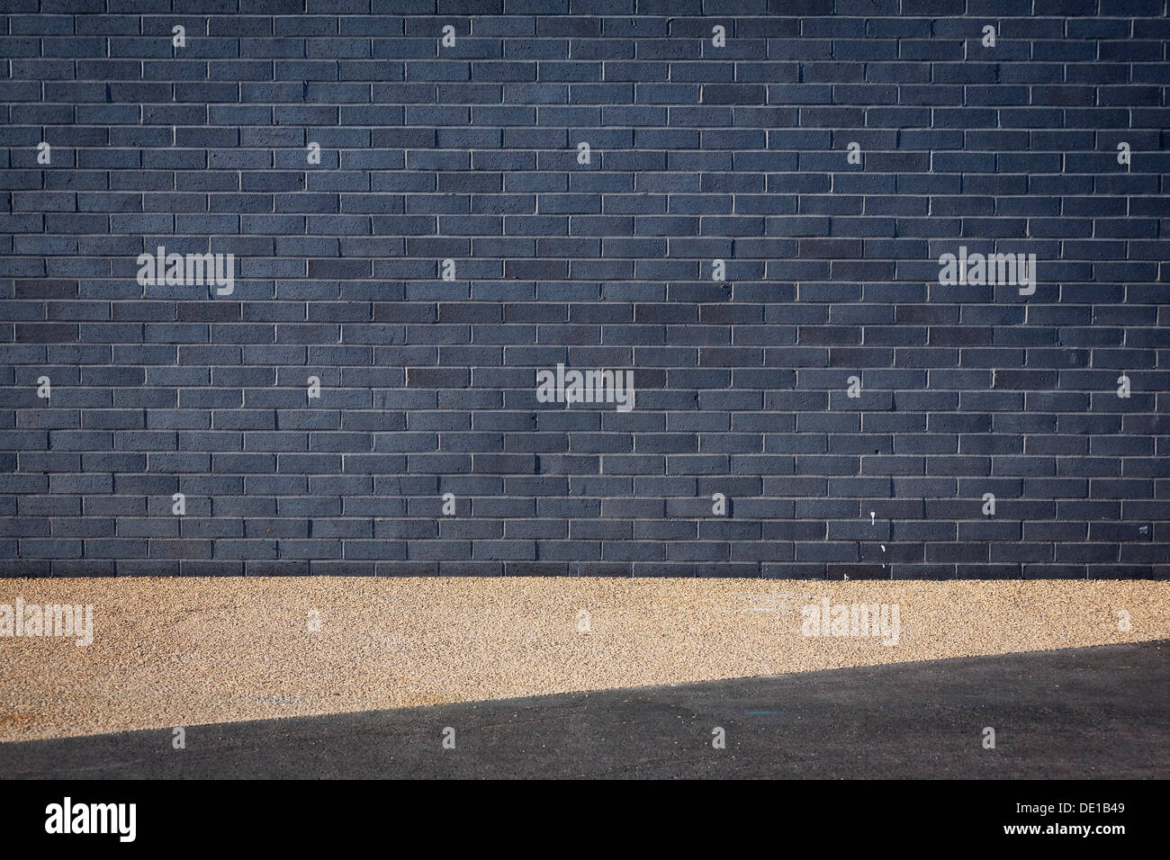 Detail of the wall of the Olympic Copper Box, at the Queen Elizabeth Olympic Park, London, Landscape WP. - Stock Image