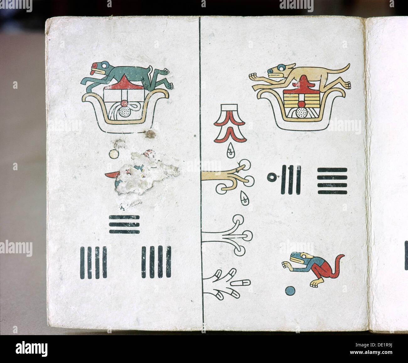 Aztec Codices Stock Photos Aztec Codices Stock Images Alamy