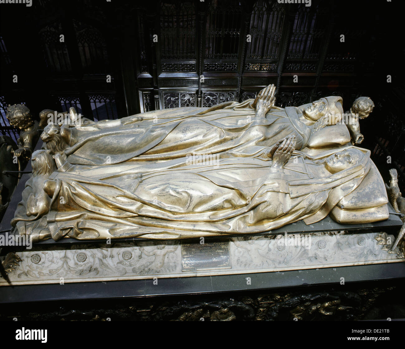 Westminster Abbey Tomb Of Henry VII And Elizabeth Of York