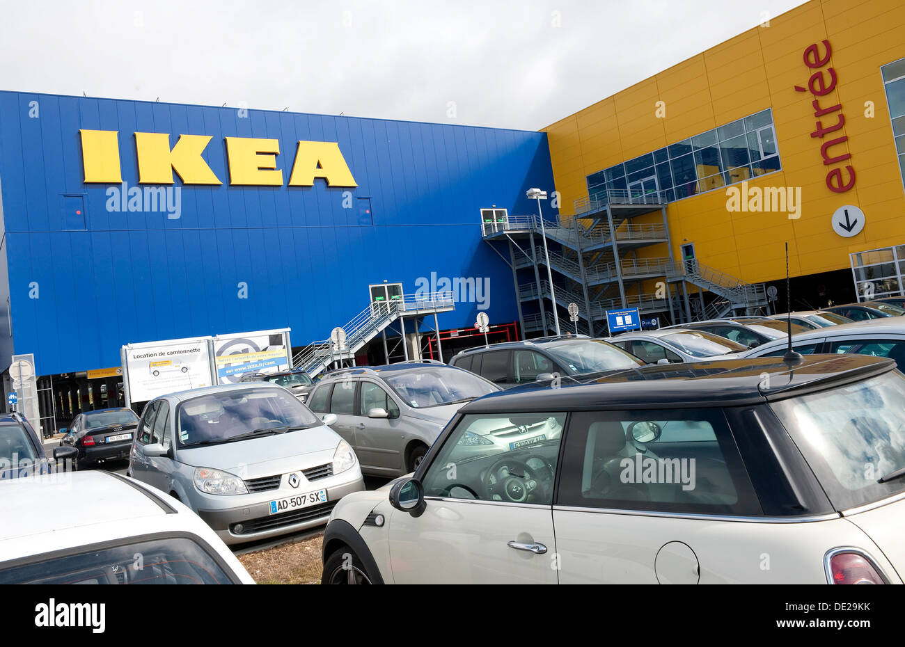 Ikea Store Exterior Stock Photos Ikea Store Exterior Stock Images