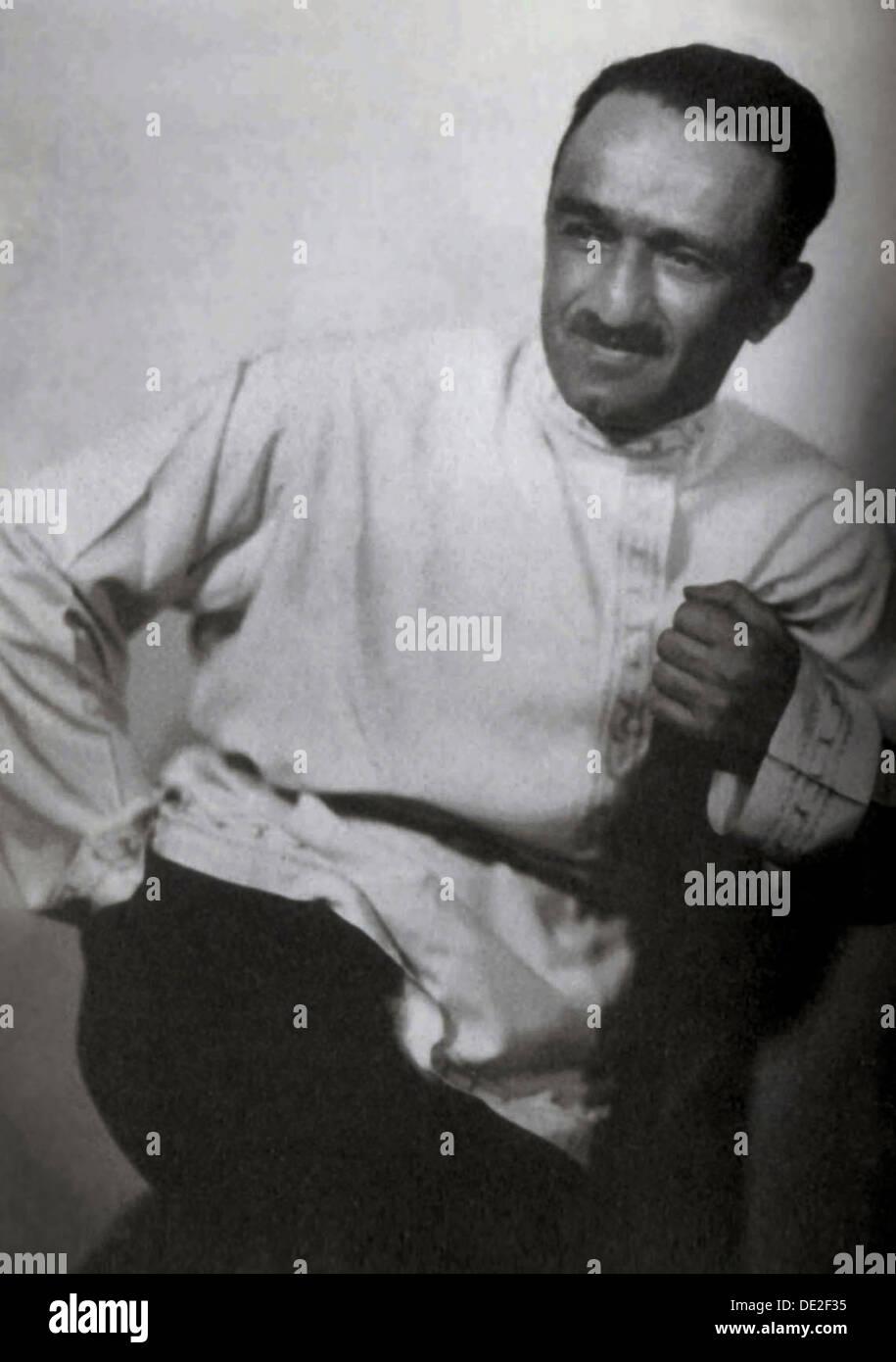 Anastas Mikoyan, Russian communist statesman, c1920s-c1930s. - Stock Image