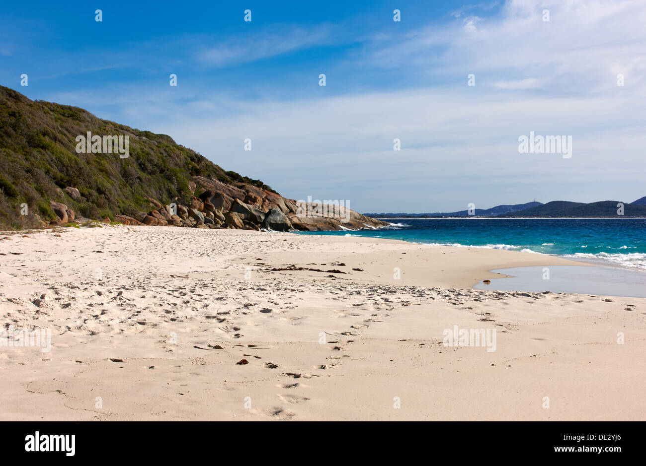 Misery Beach, Torndirrup National Park, Albany, Western Australia - Stock Image