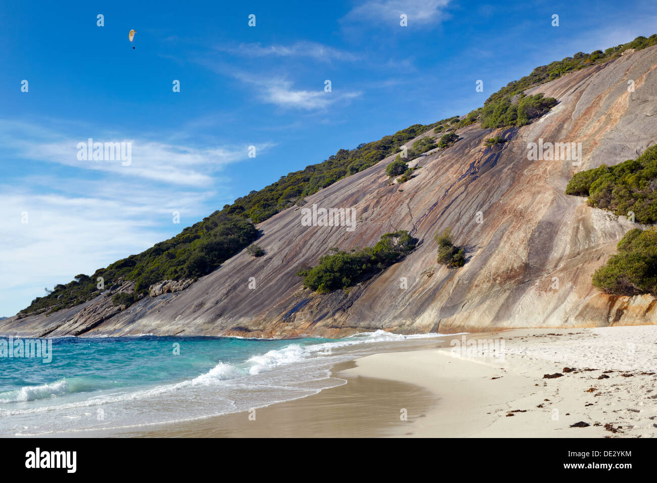 Misery Beach, Torndirrup National Park, Albany, Western Australia Stock Photo
