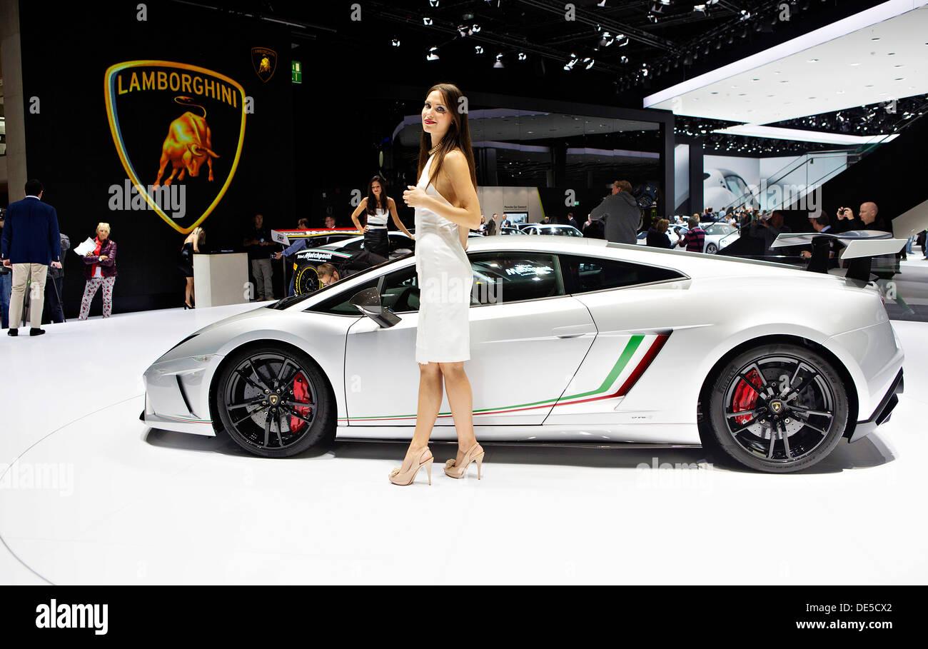 Lamborghini Gallardo Lp 570 4 Squadra Corse 65th Iaa International