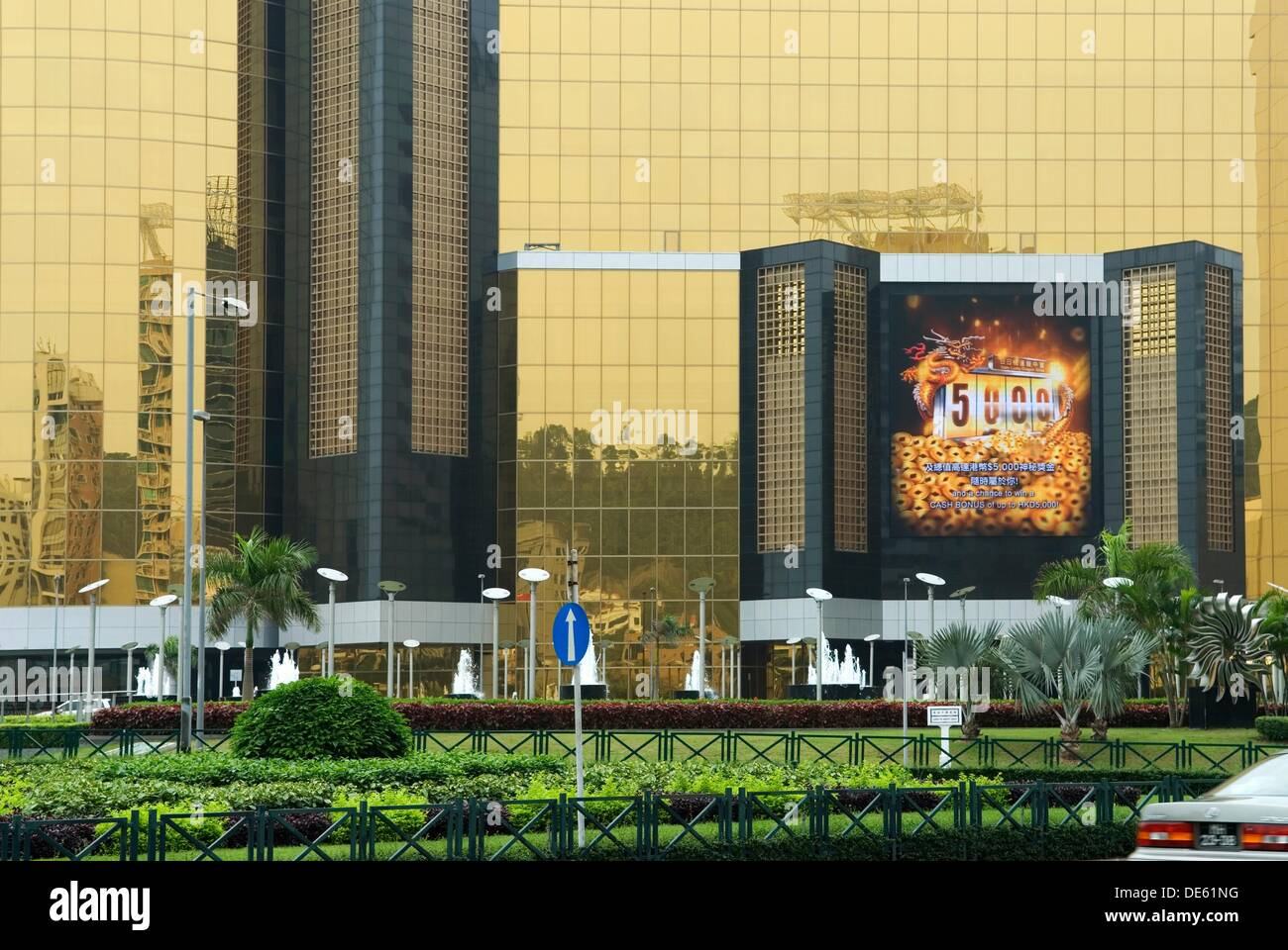 the Sands casino,Macau,Special Administrative Region,China,Asia - Stock Image