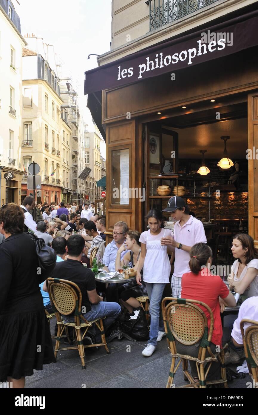 Paris Caf Ef Bf Bd Philo
