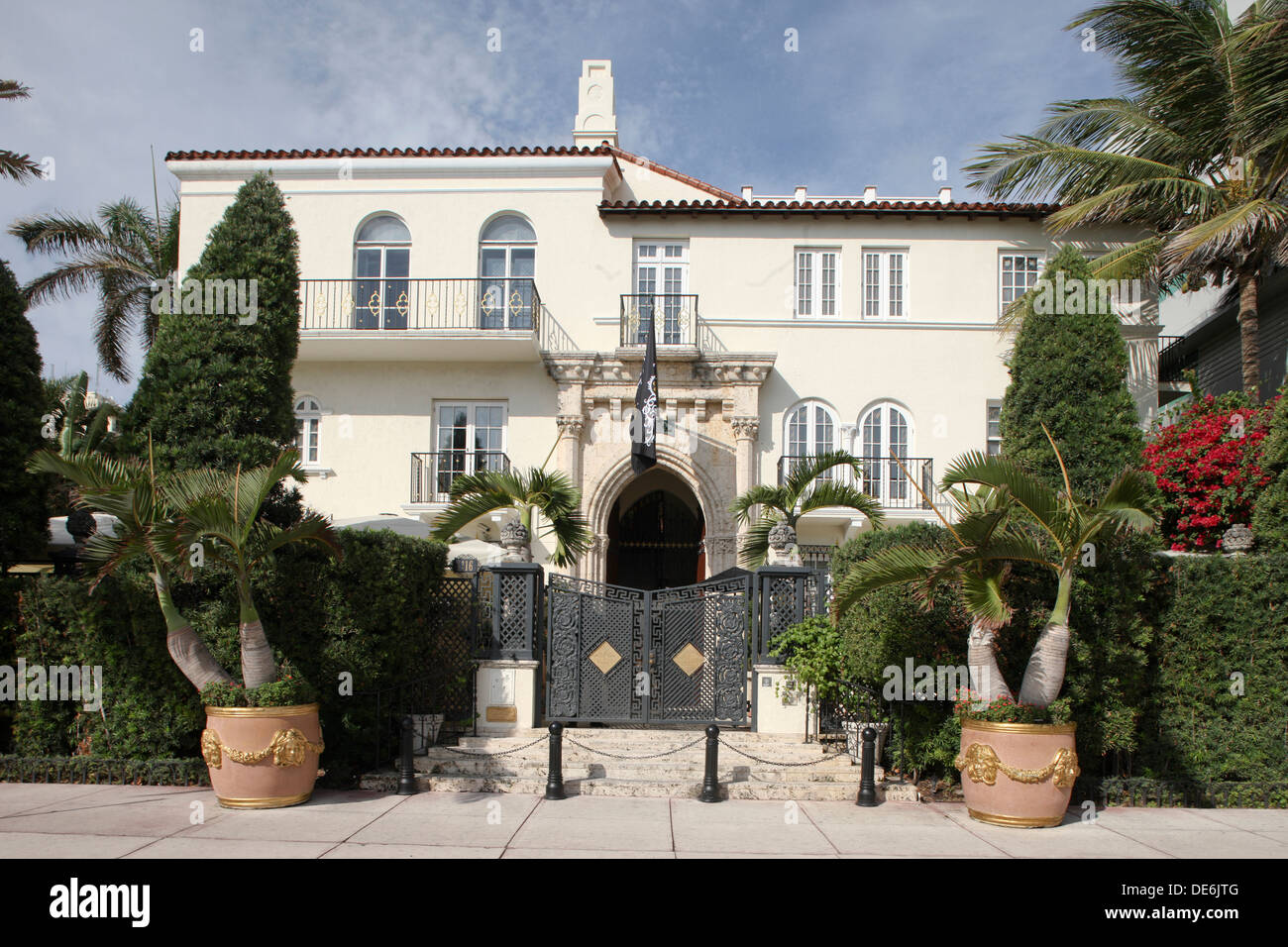 Versace Mansion Stock Photos Versace Mansion Stock Images Alamy