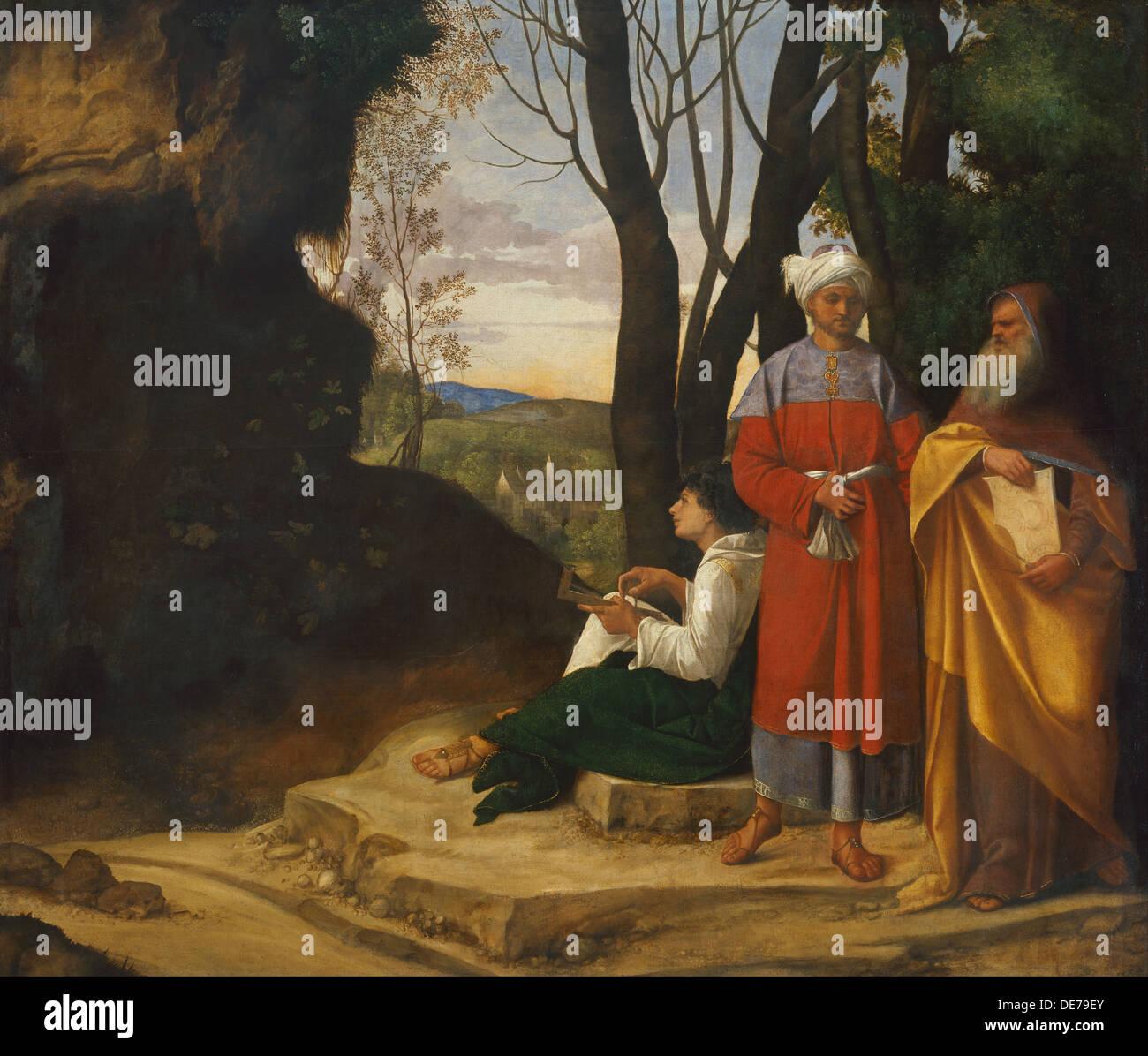 Artist: Giorgione (1476-1510) -