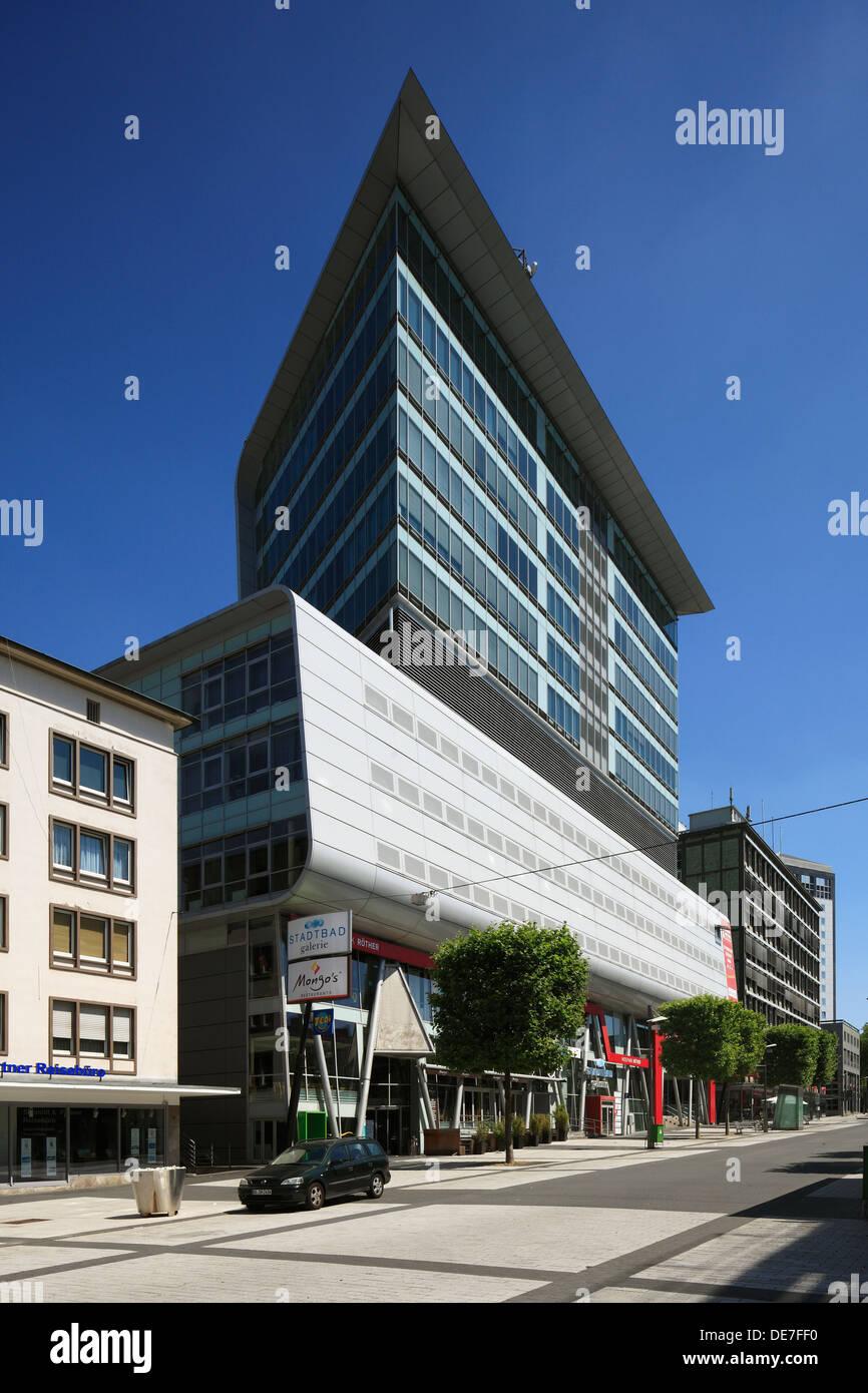 Fenster Bochum stadtbadgalerie bochumer fenster multifunktionsgebaeude im stock